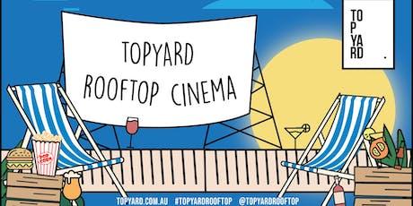 Sunset Rooftop Cinema tickets