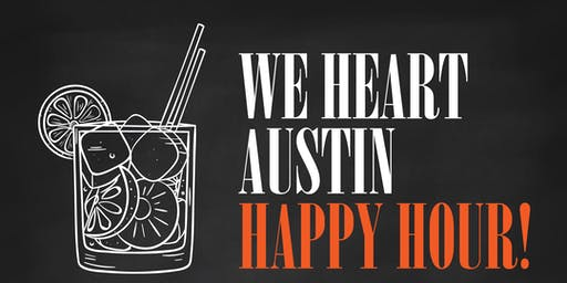 Happy Hour:  We Heart Austin
