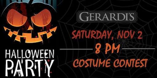 Gerardi's Halloween Party