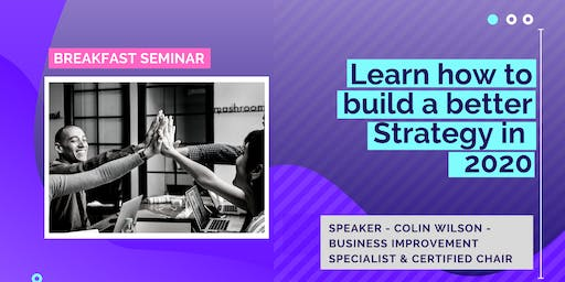 Learn how to build a better strategy in 2020 and beyond