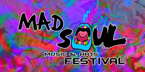 MadSoul Music & Arts Festival - Featuring Phony Ppl!