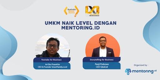 Seminar & Workshop UMKM Naik Kelas dengan Mentoring.ID