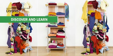 DeClutter and Organise - Woodford Library tickets
