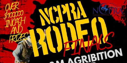 2019 NCPRA RODEO FINALS (THURSDAY PERFORMANCE)