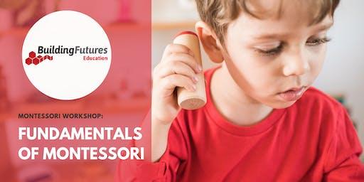 Fundamentals of Montessori