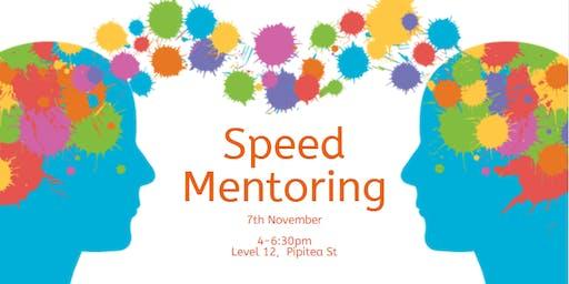 DIAWN Speed Mentoring