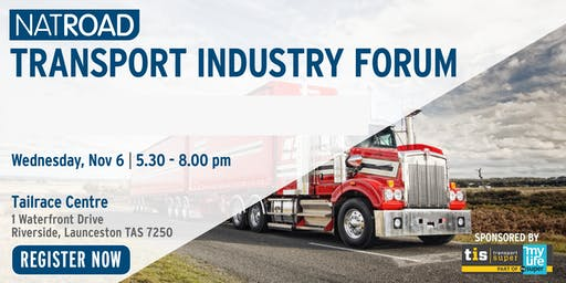 NatRoad Transport Industry Forum, Launceston