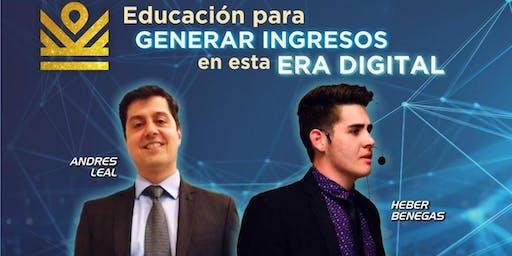 Educacion para generar ingresos en esta era digital