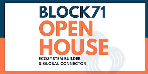 BLOCK71 Open House