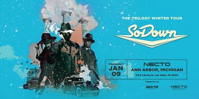 SoDown : The Trilogy Winter Tour