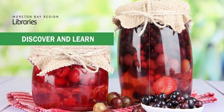 Making Sugar Free Jams - Caboolture Library tickets