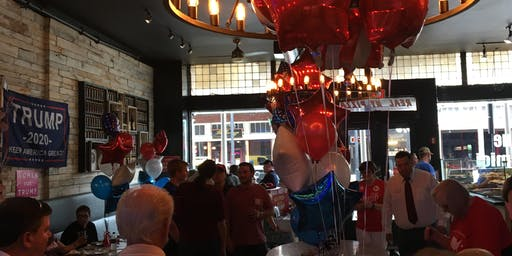 Brandon Trump Rally Watch Party