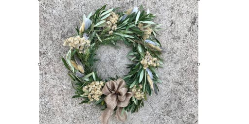 FALL WREATH WORKSHOP