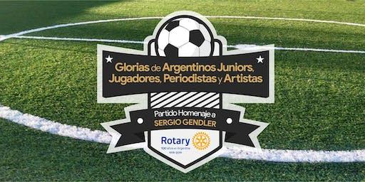 Partido Homenaje Rotary