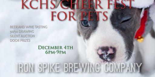 KCHS Cheer Fest For Pets