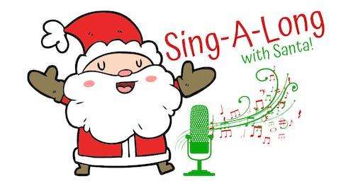 Sing-A-Long with Santa