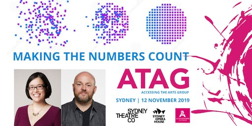 Making the Numbers Count | ATAG Sydney 12 November