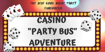 "Casino ""Party Bus"" Adventure"