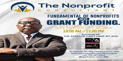 Fundamentals of Nonprofits and Grant Funding