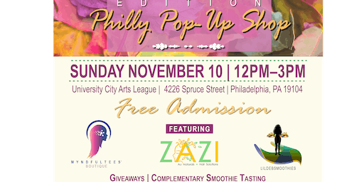Fall Edition: Philly Pop-Up Shop