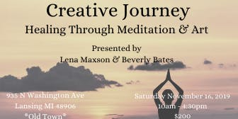 Creative Journey- Healing Through Meditation and Art