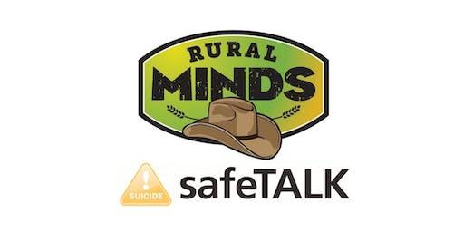 Rural Minds safeTALK