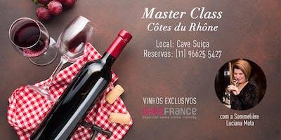 Masterclass Côte Du Rhône