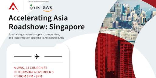Accelerating Asia Roadshow in Singapore