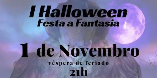 I Noite de Halloween - Festa a Fantasia