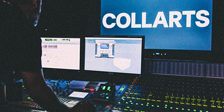 Collarts Summer Workshops - Logic Pro X Workshop 1 tickets