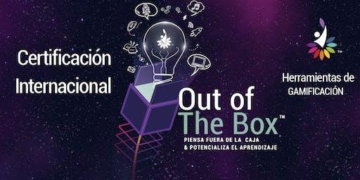 Manizales Certificación Out Of The Box Herramientas de Gamificación