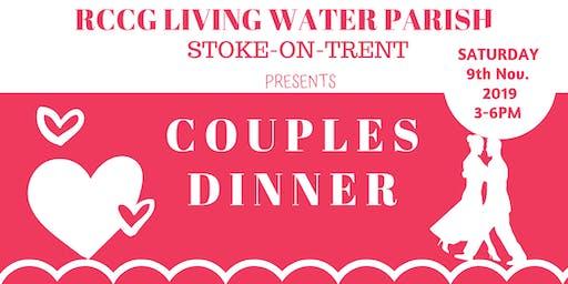 COUPLES' DINNER