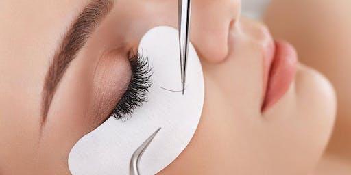 Myrtle Beach S.C,  Mink Eyelash Extension Certification!