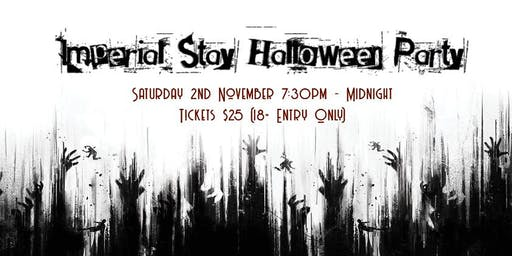 Imperial Stay Halloween Party