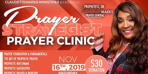 Prayer Strategist