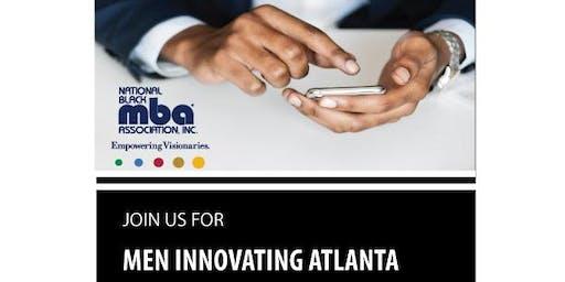 """NBMBAA Atlanta 2019 Men's Summit:  """"Men Innovating"""