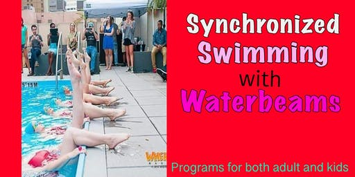 Synchronized Swimming Information  Meeting