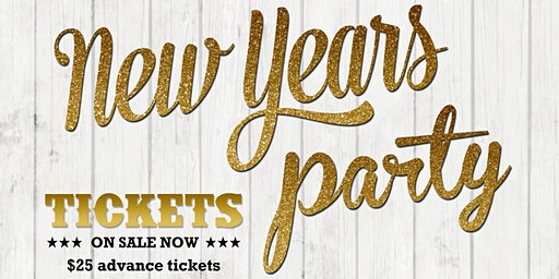 New Years Eve Party - Kenney Store