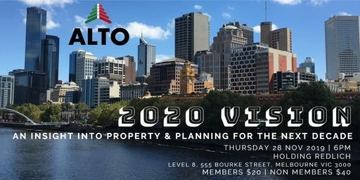 ALTO Presents: Property Event & End of Year Celebration