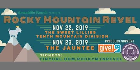 Rocky Mountain Revel tickets