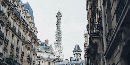 Atelier Alya à Paris le 16 Décembre
