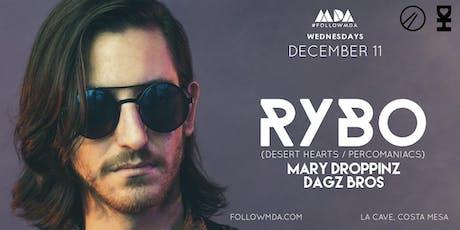 MDA Wednesday w/ RYBO tickets