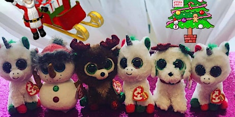 Beanie Boo Adoption Party Christmas Edition Session 2 tickets