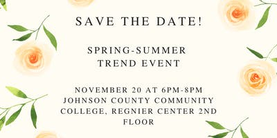 Spring/Summer Trend Event