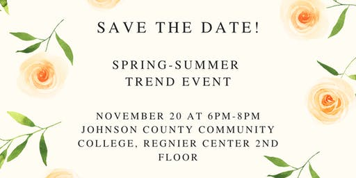 Spring/Summer Trend Event