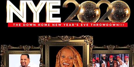 The Atlanta Down Home New Year's Eve Throwdown!!! tickets