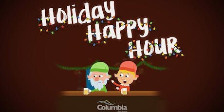 Portland-Vancouver Branch Holiday Happy Hour tickets