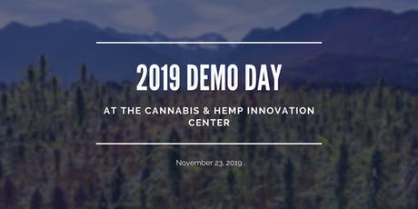CHIC Cannabis & Hemp Pitching Event 2019 tickets