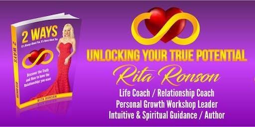 A Night with Rita: Book Launch / Seminar '2 ways'