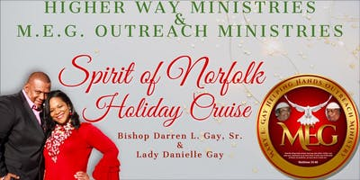Higher Way Ministries And M.E.G. Ministry Holiday Fellowship Cruise